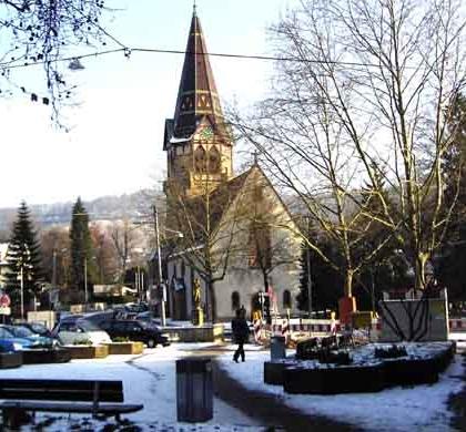 Uhlbach - Kirche