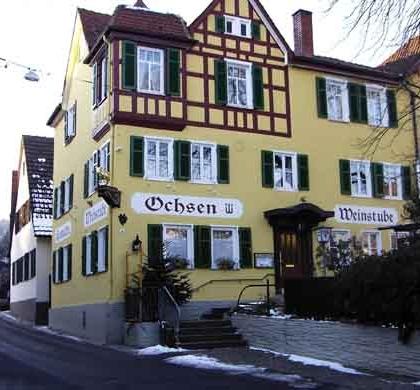 Uhlbach Ochsen