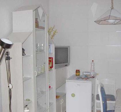 Aufenthaltsraum Wohnung 1 / TV