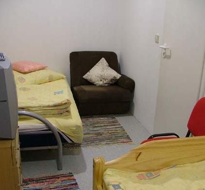 DZ4 mit 2 getrennten Betten