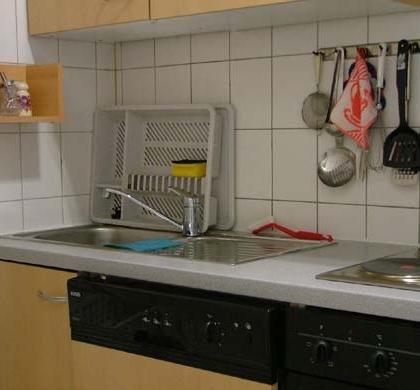 Küche; Vollausstattung