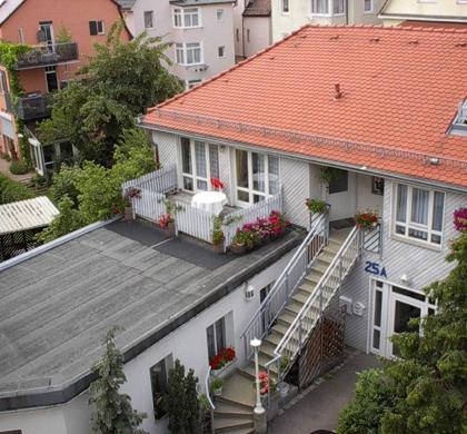 Terrasse Wohnung - 3